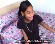 Young Black Teen - scene 1