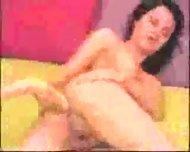 Deepest anal dildo penetration ever!!! - scene 8