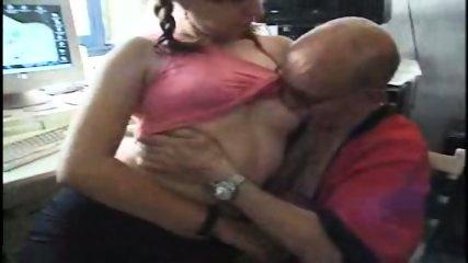 18 yo girl fucks 78 yo fart! - scene 1