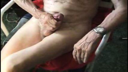 18 yo girl fucks 78 yo fart! - scene 7