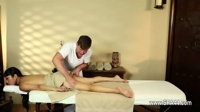 subtle busty babes in secret massage saloon