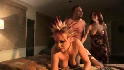 Ginger Lea Anal Swine - scene 3