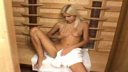 Boroka - Vibrating Sauna - scene 1