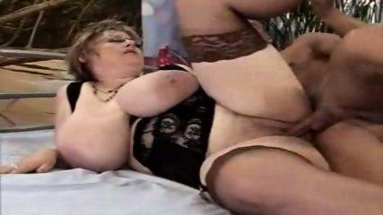 huge mature bbw tits - scene 2
