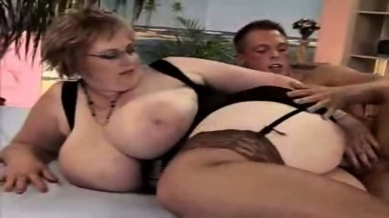 huge mature bbw tits - scene 3