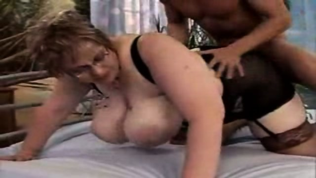 huge mature bbw tits