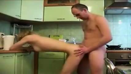 Amateur - Mature Guy and yong chick Great Sex - scene 10