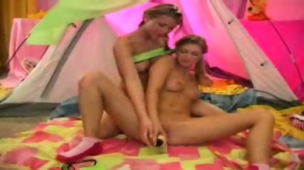 Two Hot Blond Lesbian 3 - scene 12