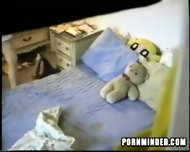 Spycam dildo Teeny - scene 12