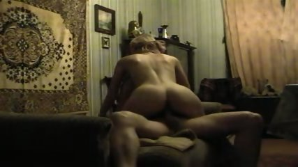 Homemade - Hot Skinny russian chick getting fucked - scene 3