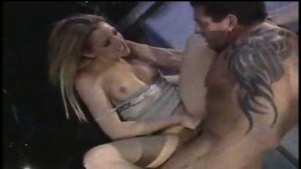 Dumb blonde gets fucked - scene 8