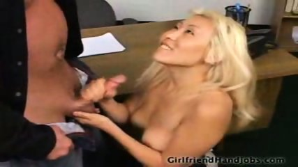 Handjob in the classroom - scene 11