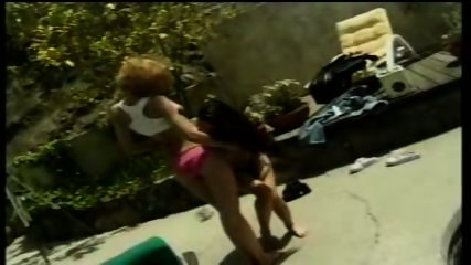 Teen lesbian action - scene 6