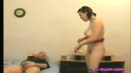 euro clip of older man with younger girl - scene 5