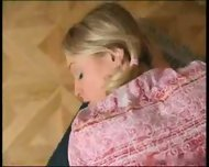 Hot natural Busty blond Babe - scene 7
