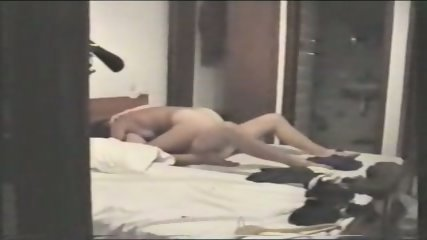 Homemade- Couple having some fun in the room - scene 6