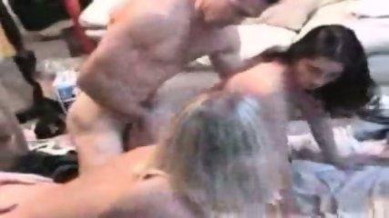 Amateur - Swinger orgy - scene 7