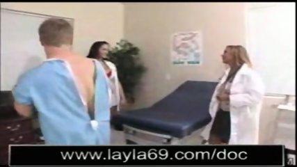 Doctors fucking their patient - scene 3