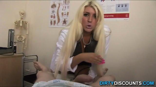 Nasty domina doc spunk - scene 3