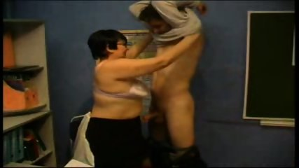 mrs. peterson feeling frisky with student 1 - scene 8