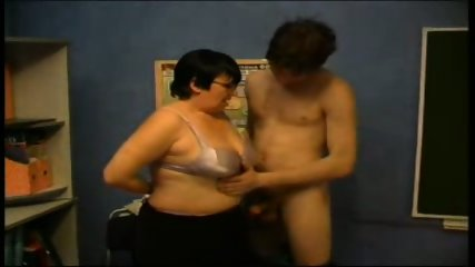 mrs. peterson feeling frisky with student 1 - scene 9