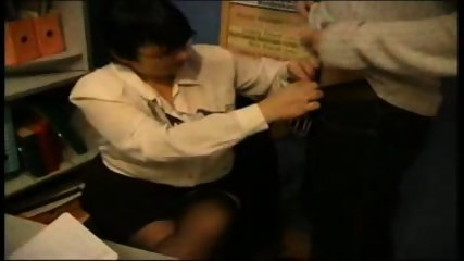 mrs. peterson feeling frisky with student 1 - scene 3