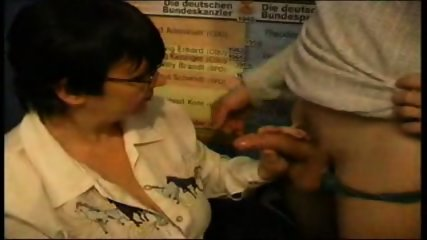 mrs. peterson feeling frisky with student 1 - scene 4