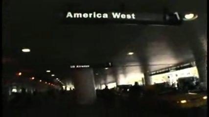 grandpa picking up slut from airport 1 - scene 1