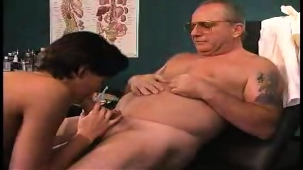grandpa sucked by nurse in dr s office1 - scene 10