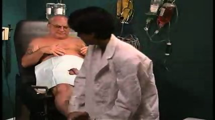 grandpa sucked by nurse in dr s office1 - scene 1