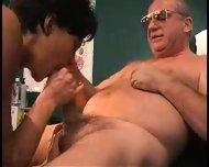grandpa sucked by nurse in dr s office2 - scene 9
