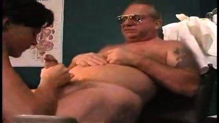 grandpa sucked by nurse in dr s office2 - scene 7
