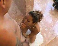 grandpa blown by hot asian girl in shower 2 - scene 3