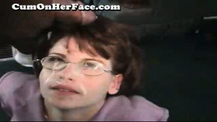 cum-on-her-face-elaine