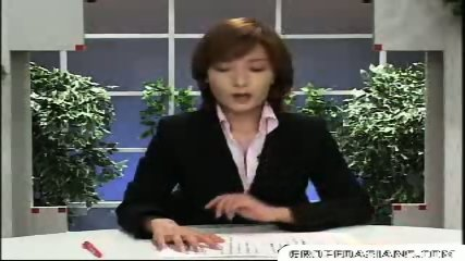 Asian Cum News - scene 1