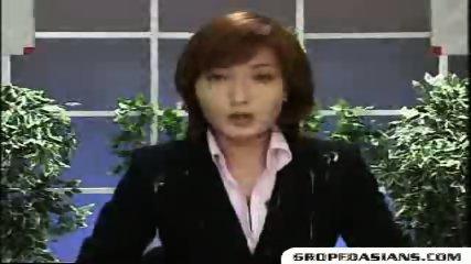 Asian Cum News - scene 5