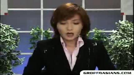 Asian Cum News - scene 6