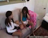 girlieteens having fun - scene 1