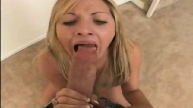 Teagan Presley Blowjob