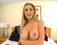 blonde gets herself HOT and horny Better425 1of3 - scene 12