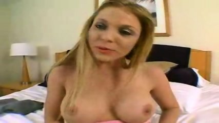 blonde gets herself HOT and horny Better425 1of3 - scene 7