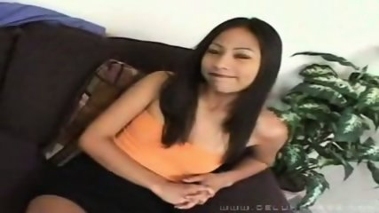 asian slut gives head takes big dick in pussy - scene 1