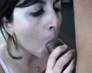 Amateur swallows cum 5 - scene 12
