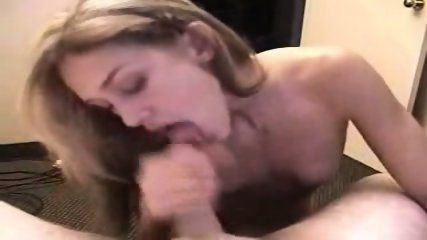 Amateur swallows cum 1 - scene 1