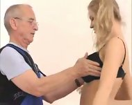 Young girl Old dude - scene 5