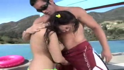 SWIMMING POOL B.J - scene 3