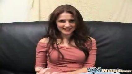 WifeWoopie - blushing Jenni Lee - scene 2
