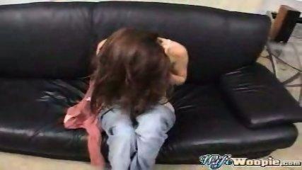 WifeWoopie - blushing Jenni Lee - scene 3