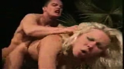 blonde chic fucked HARD on the dancefloor - scene 2
