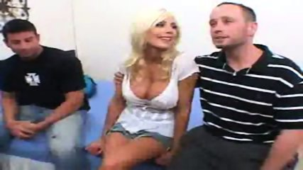 blonde swede fucked by big cock - scene 1